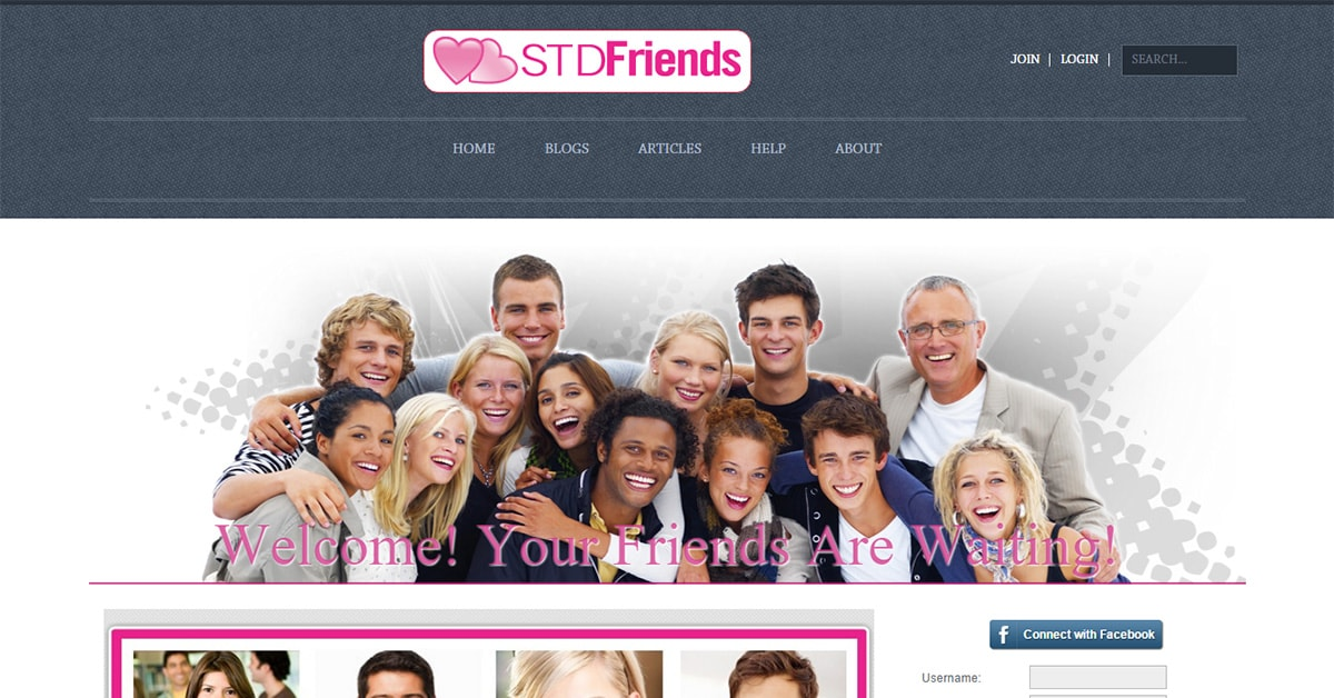 Std dating sites free