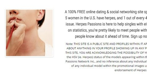 herpes dating realescorte no